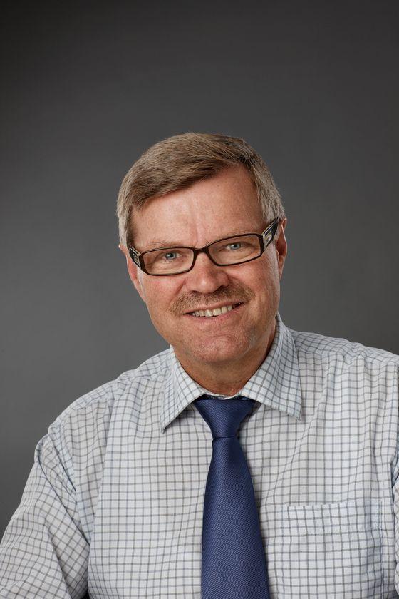 Portrætfoto af Sven-Erik Jørgensen