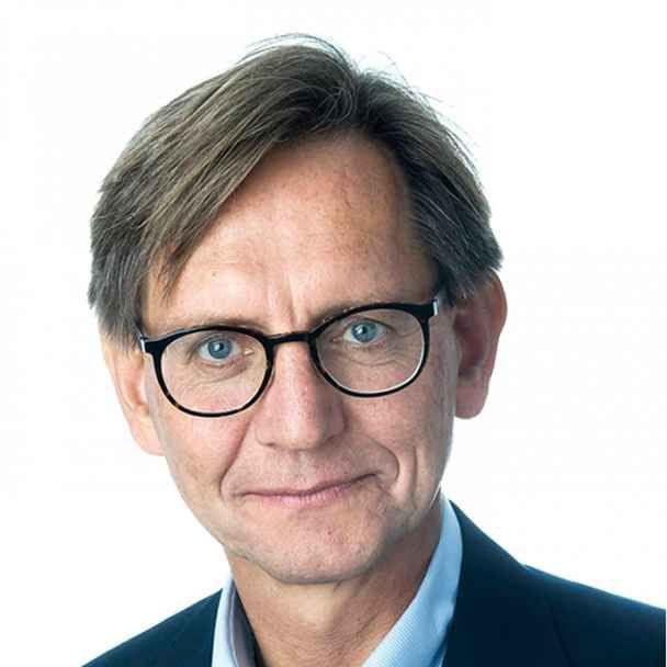 Portrætfoto af Erik Bjerager