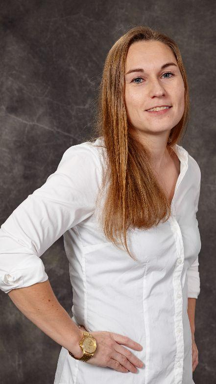 Portrætfoto af Lene Dalsgaard