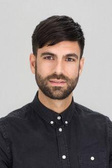 Profilbillede for Arash Andreas Pourkamali