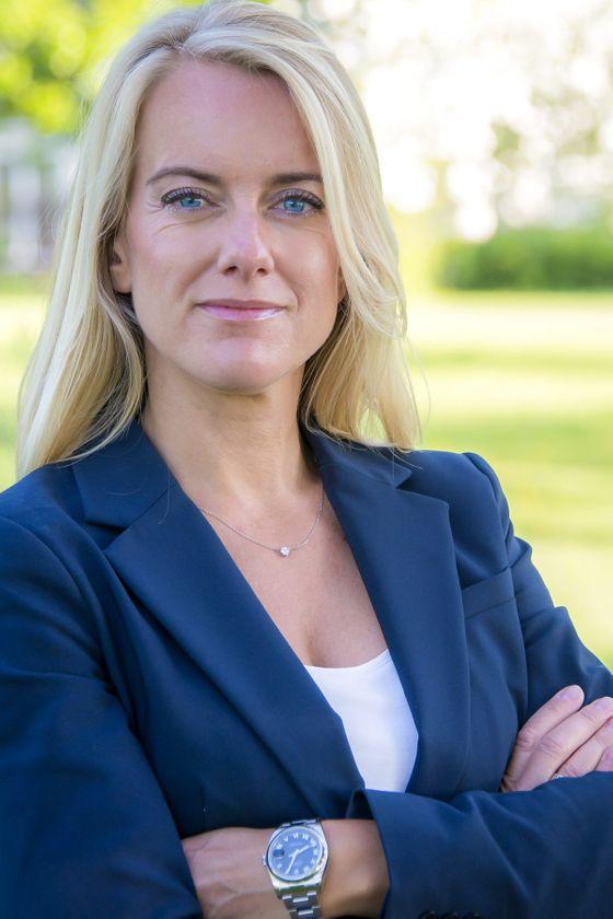 Portrætfoto af Pernille Vermund