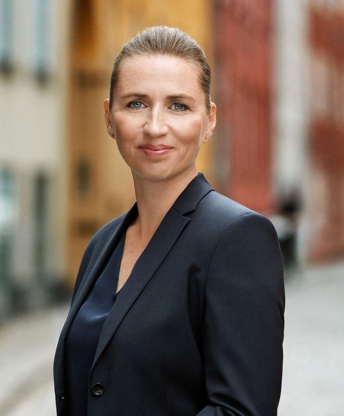 Profilbillede for Mette Frederiksen