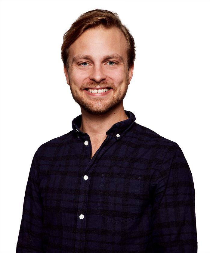 Portrætfoto af Theis Kylling Hommeltoft