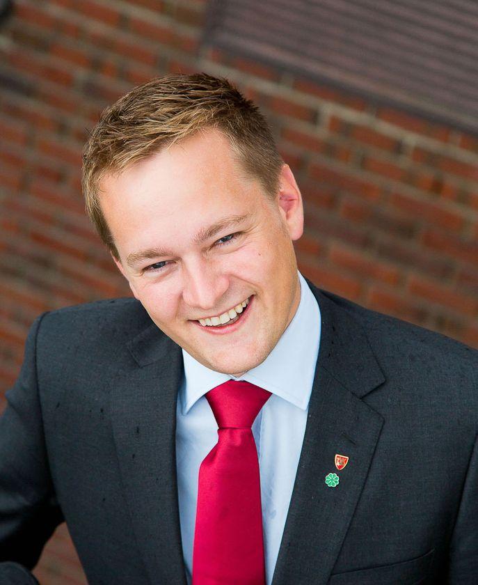 Profilbilde av Ivar Vigdenes