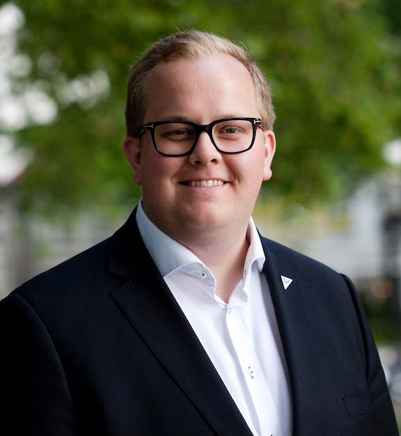 Profilbilde av Eirik Faret Sakariassen