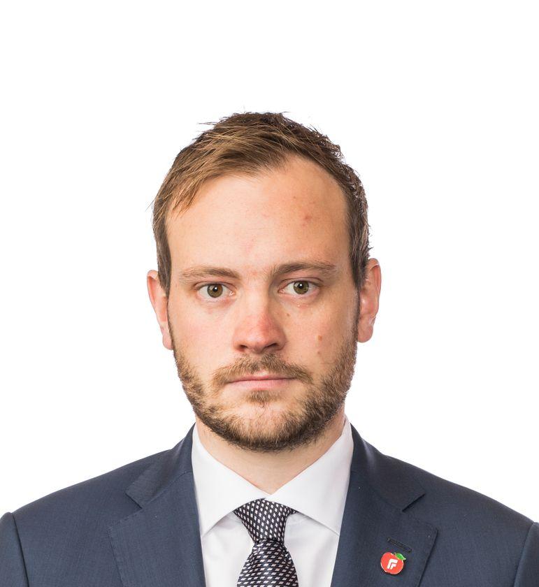 Profilbilde av Sivert Bjørnstad