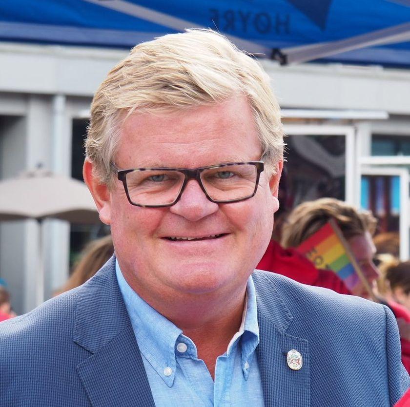 Profilbilde av Harald Furre