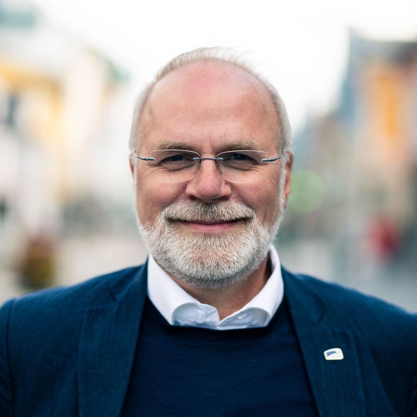 Profilbilde av Hans Petter Kvaal