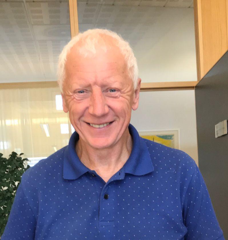 Profilbilde av Einar Busterud