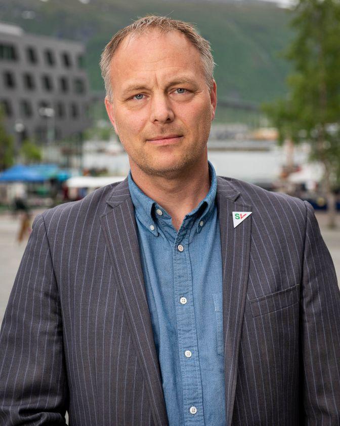 Profilbilde av Pål Julius Skogholt