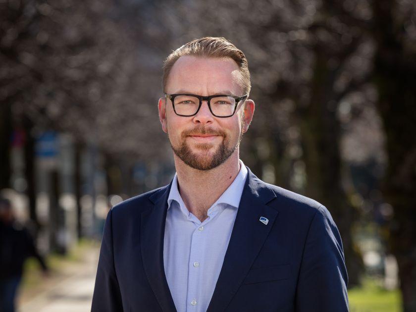 Profilbilde av Harald Victor Hove