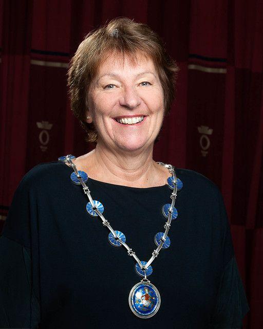 Profilbilde av Marianne Borgen