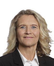 Portrætfoto af Hanne Birgitte Møller