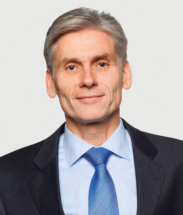 Thomas F. Borgen