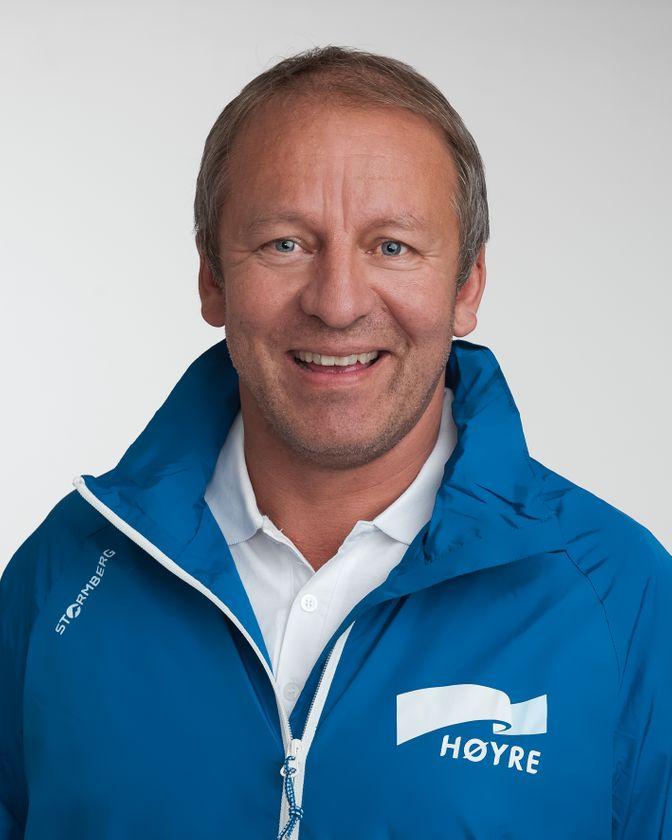 Profilbilde av Geir Inge Sivertsen