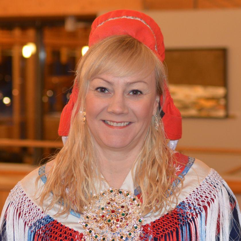 Profilbilde av Anne Toril Eriksen Balto
