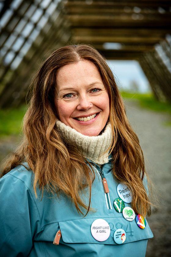 Profilbilde av Anja Johansen