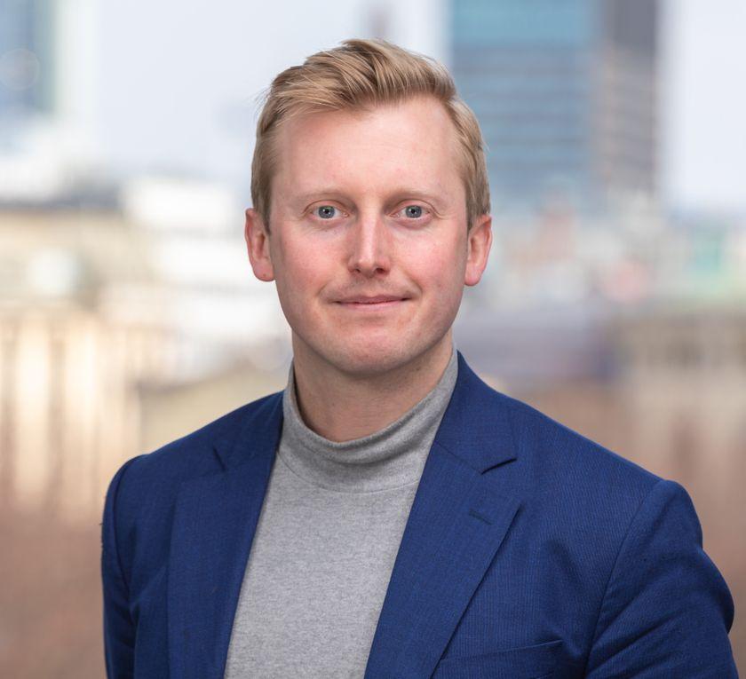 Profilbilde av Øystein Rikheim Sundelin