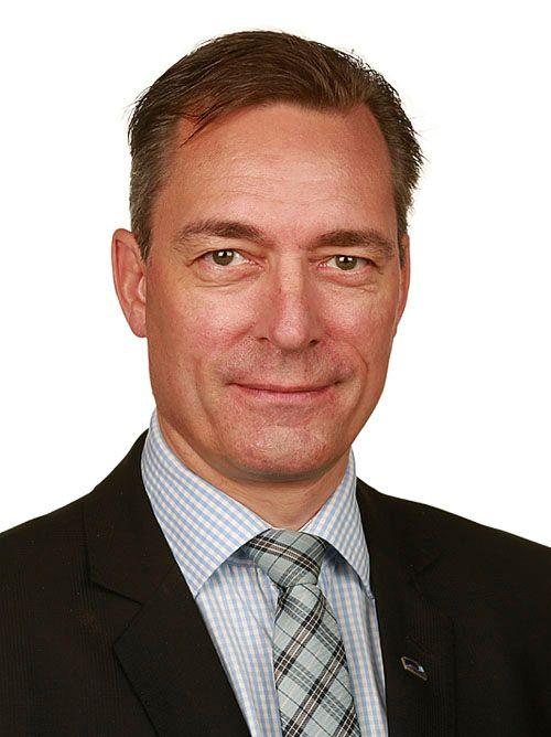 Profilbilde av Frank Bakke-Jensen