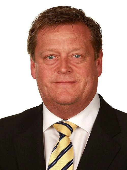 Profilbilde av Harald T. Nesvik