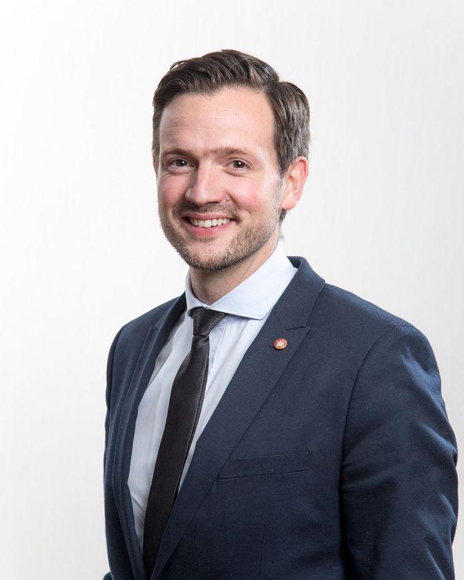 Profilbilde av Dag-Inge Ulstein