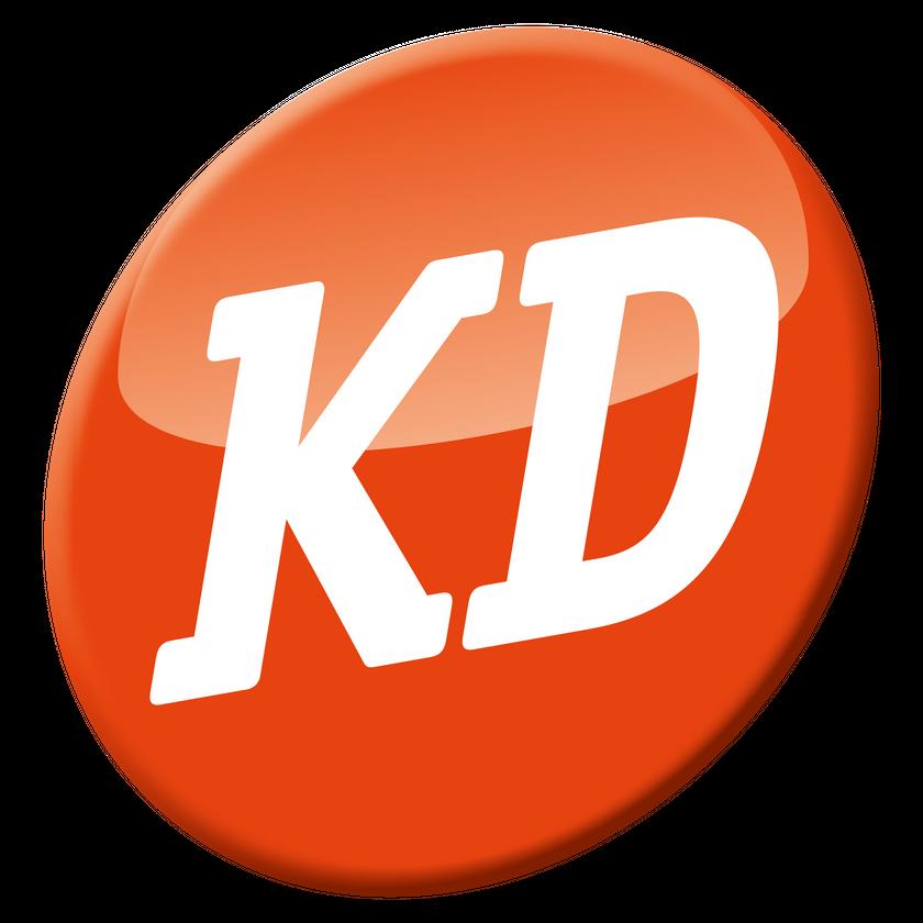 Logo for Kristendemokraterne (Høje-Taastrup)