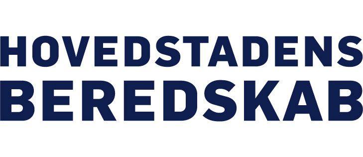 Logo for Hovedstadens Beredskab I/S