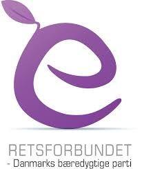 Logo for Retsforbundet (Lolland)