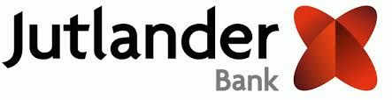 Logo for Jutlander Bank A/S