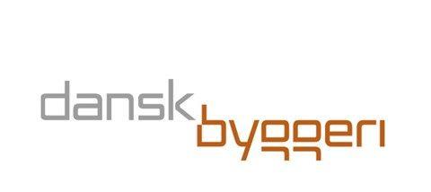 Logo for Dansk Byggeri